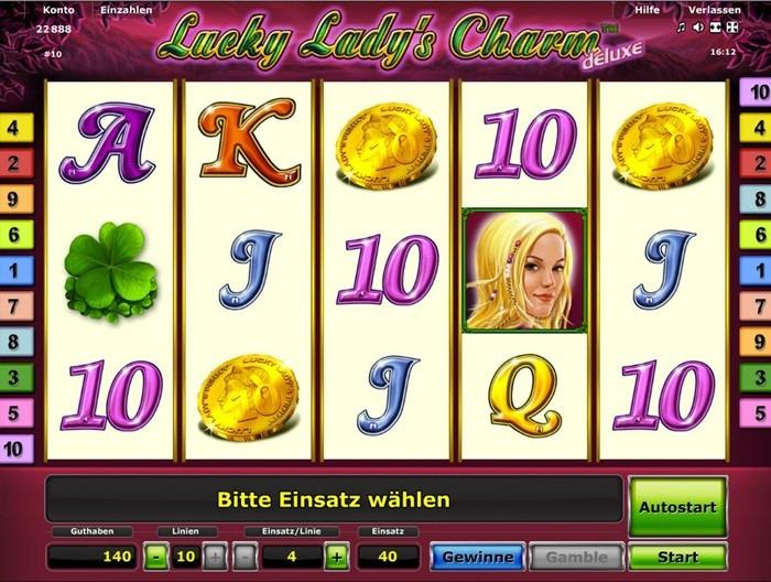 Леди Шарм играть в автомат на деньги