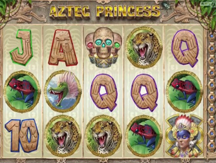 Принцесса Ацтеков онлайн