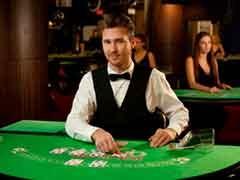 Как повлиять на дилера в казино