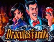 Игровой онлайн автомат Draculas Family